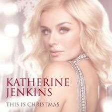 KATHERINE JENKINS - THIS IS CHRISTMAS  CD NEW+