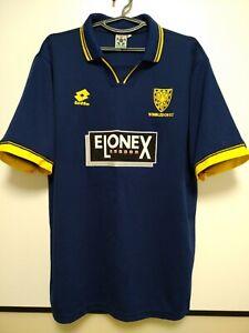 SIZE XL Wimbledon 1996-1997 Home Football Shirt Jersey