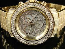 Mens 19.50 Ct Full Joe Rodeo Junior Diamond Watch Jju36
