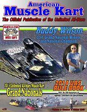 Winter 2013, American Muscle Kart, 2014 UAS Rule Book