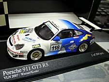 Porsche 911 996 Carrera RS gt3 from cup 2007 Werner 1/500 Minichamps S-prices 1:43
