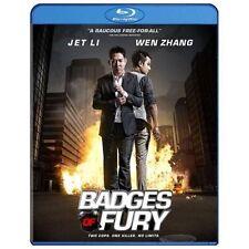 Badges of Fury [Blu-ray]   --Hong Kong RARE Kung Fu Martial Arts Action mov--b11