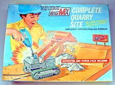 Matchbox Superking Big MX Set 5 Quarry Site & Traxvacator USA Version