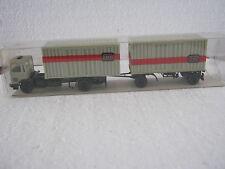Kibri ho/1:87 10264 Man containerzug DB (ca/262-5r5/1)