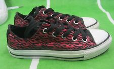 Converse Shoes Chuck Taylor Ox All Star  red/black 310051f Shoes Size 1
