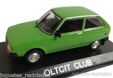 1/43 OLTCIT CLUB IXO AGOSTINI DIECAST miniatura metal escala model car