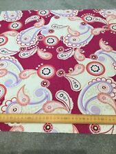 Winterscapes Copo de Nieve Rayas Floral 100/% algodón Acolchado tela artesanal Benartex