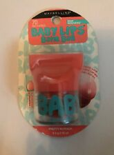 MAYBELLINE Baby Lips BALM BALL Tinted Lip Gloss 70 Pretty In Peach