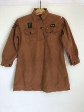 More details for rare-  vintage brownies uniform - chest 30 inch