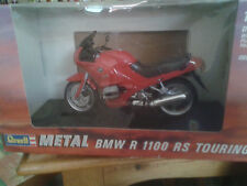 Revell Metal BMW R1100RS Red Touring Motorbike Diecast Model/1:12 : Collect NR6