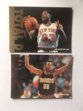 New York Knicks Not Autographed NBA Basketball Trading Cards