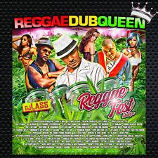 DJ Lass - Reggae Fest Mixtape. Reggae Mix CD. May 2018