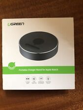 Ugreen 30749 Portable Charger Stand For Apple Watch Black