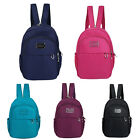 Women Nylon Waterproof Casual Small Backpack Travel Purse Bag Satchel Sling Bag