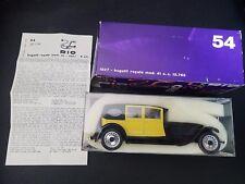 Rio Models 1/43 Scale 41 - 1927 Bugatti Royale