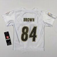 NFL Pittsburgh Steelers Antonio Brown #84 Jersey Shirt Kids 12M Baby Toddler