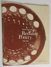 Central Pennsylvania REDWARE POTTERY BOOK, 1780-1904 - Jeannette Lasansky (1979)