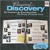 Discovery Import Music CDs