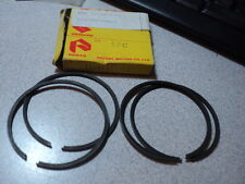 1969 SUZUKI T20 T250 RING SET 1MM OVERSIZED OEM 12140-11712