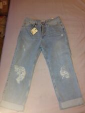 Ladies River Island Jeans,Mom High Waist. Size 10