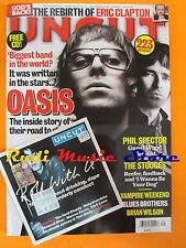 rivista UNCUT 136/2008 CD Warren Zevon Oasis Iggy Pop Eric Clapton Randy Newman