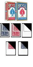2 mazzi Carte Bicycle Standard Index (Blu/Rosso) + 5 Carte Gaff cards in omaggio