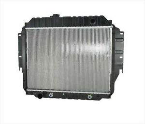 Tested Radiator Fits For Ford 1992-1996 Ford E150 V8 5.0L or 5.8L