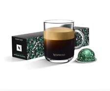 Nespresso Peppermint Pinwheel Sleeve 10 Capsules Vertuo Limited Edition NIB