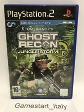 GHOST RECON JUNGLE STORM - SONY PS2 - VIDEOGIOCO USATO - PAL VERSION