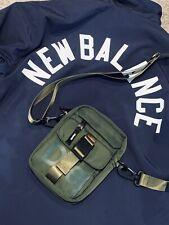 New listing DREpack Shoulder Cross Body Bag Men Women Khaki Green iPhone Wallet Purse Schoo