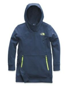 THE NORTH FACE Big Boys S, M, L Tekno Snowboarding Pullover Hoodie NWT $85