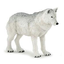 Papo 50195 Arctic  Wolf Wolferin Model Figurine Toy Replica 2016 - NIP