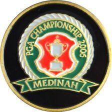 2006 PGA Championship (Medinah) Logo Golf Ball Marker