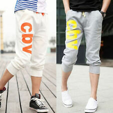 Unbranded Cotton Blend Loose Fit Regular Size Shorts for Men