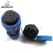 SP21, electrical power connectors 9-pin,Automation equipment cable connector
