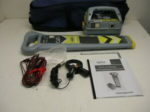 Radiodetection SPX CAT 4+  Cable Pipe Locator Subsite Dynatel 7000 7100