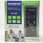 Olympus WS-853 Digital Voice Recorder with 8GB Black 2 x AAA Battery