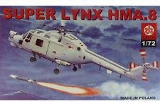 PLASTYK S018 1/72 Super Lynx HMA.8
