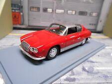 Lancia Flavia Sport Zagato Coupe 1965 Red Rouge NEO Resin 1:43