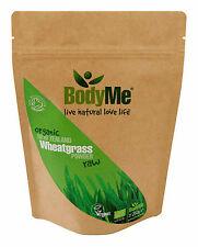 BodyMe Organic New Zealand Wheatgrass Powder 250 g (Soil Association Certified)