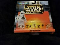 ⭐Vintage Star Wars Micro Machines ECHO BASE TROOPS 1997⭐