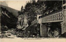CPA  Chemin de fer de Chamonix    (247785)