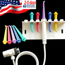 US Dental Floss flossing Oral Irrigator SPA Unit Cleaner Water Jet 5 Jet Nozzles
