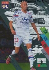 OL-UP1 CHRISTOPHE JALLET # TOP RECRUE LYON CARD ADRENALYN FOOT 2015 PANINI