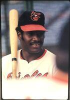 Don Baylor Baltimore Orioles 35mm Baseball Slide Original Vtg 1970's A5
