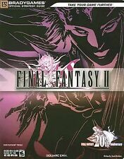 FINAL FANTASY(r) II Official Strategy Guide (Official Strategy Guides (Bradygame
