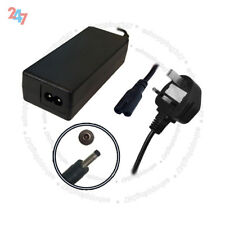 AC Laptop Charger Adapter For HP Pavilion 15-e072sa 65W + 3 PIN Power Cord S247
