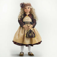 Ashton-Drake Galleries Angela Sutter Amber Child Doll Inspired By Fall's Colors