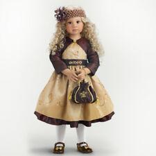 Ashton-Drake Galleries Angela Sutter Amber Child Doll Inspired By Fall's Colors