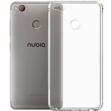 Transparent Thin Tpu Gel Case Cover For ZTE NUBIA N11 MINI